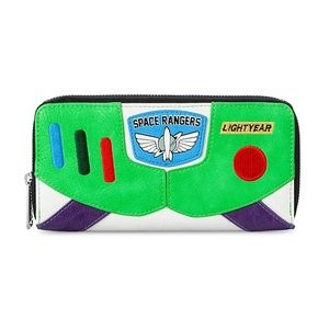 LOUNGEFLY Disney Pixar Buzz Lightyear wallet